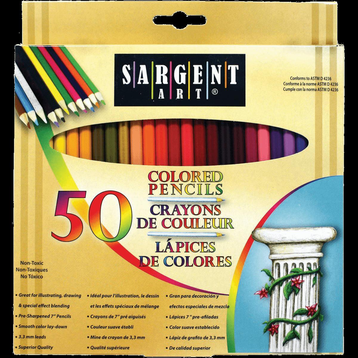 Sargent Art Premium set