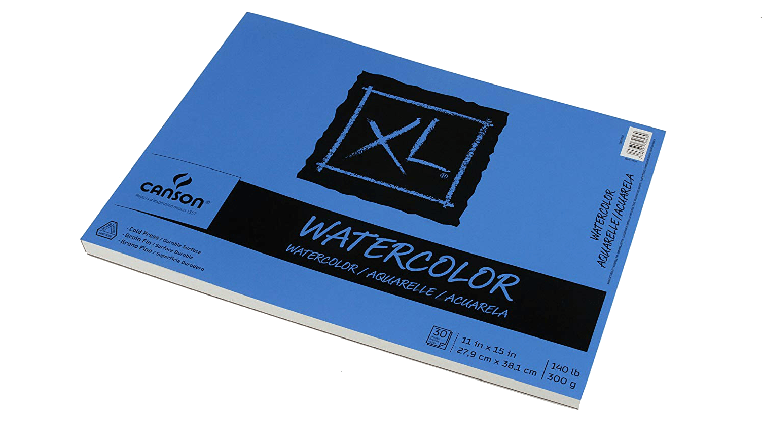 Canson XL Series Watercolor paper