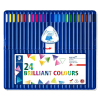 Ergosoft 157 24 colors pencils