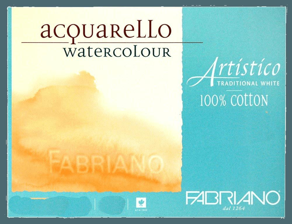 Fabriano Artistico 140 lb paper