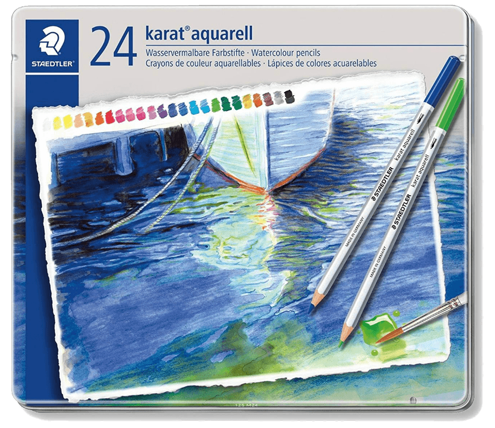 Karat Aquarell 125 set of 24 colors