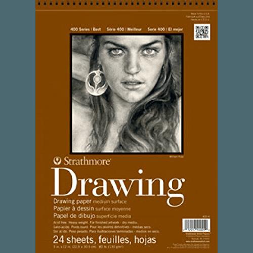 Strathmore 400-5 paper
