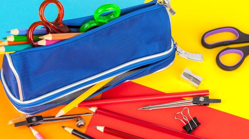 Types of pencil cases