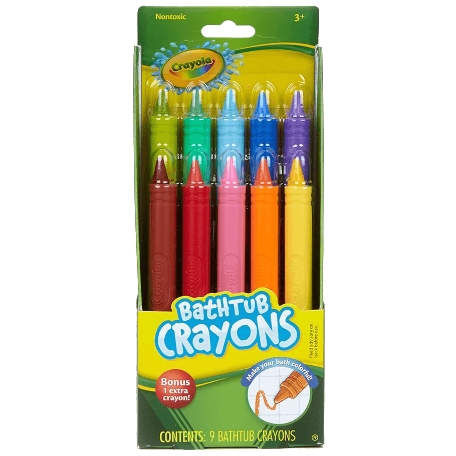 Crayola Bathtub set