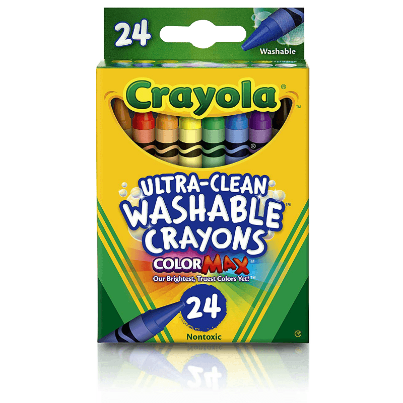 Crayola Ultra-Clean Washable set