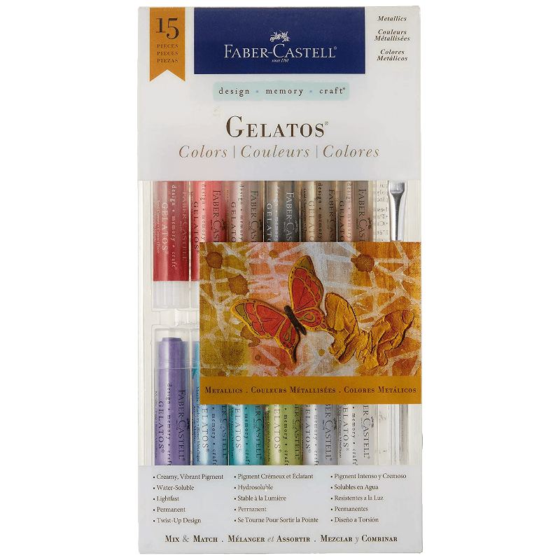 Faber-Castell Gelatos set