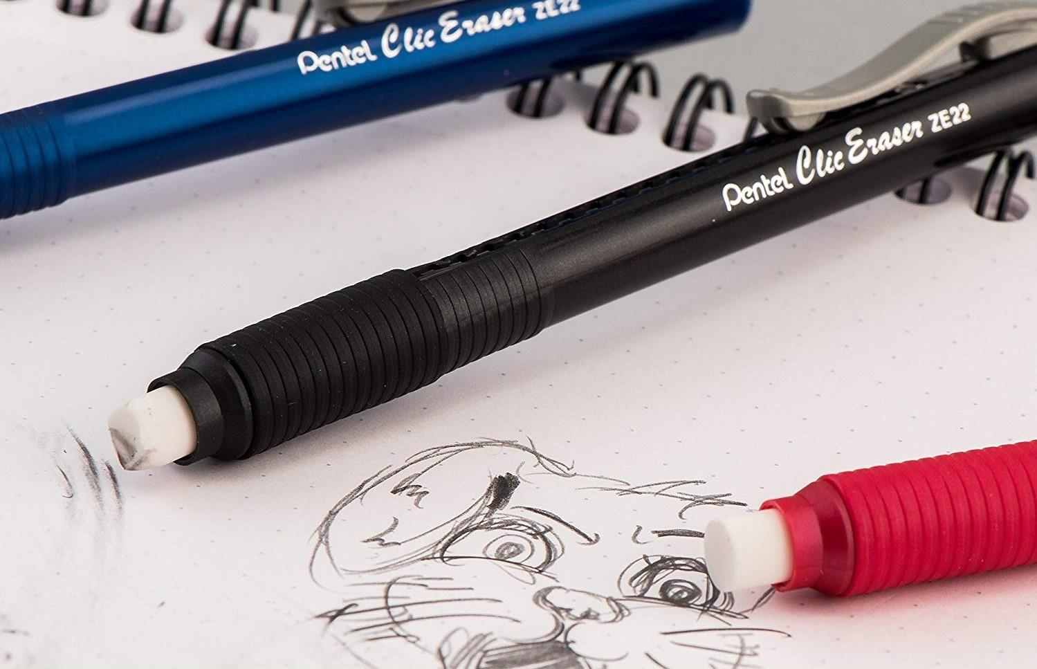 Review Of Pentel Clic Eraser 2020