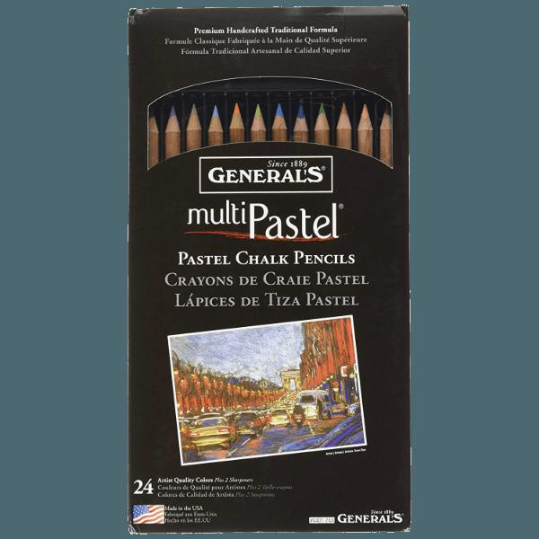 General's MultiPastel pencils