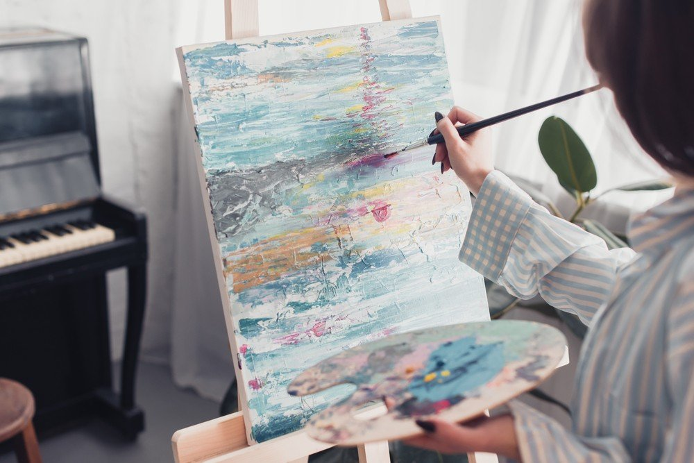Famous Artists Who Use Acrylic Paint