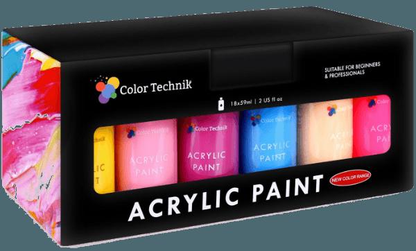 Color Technik paint set
