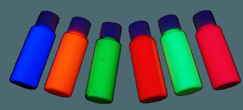 Direct Glow paint set