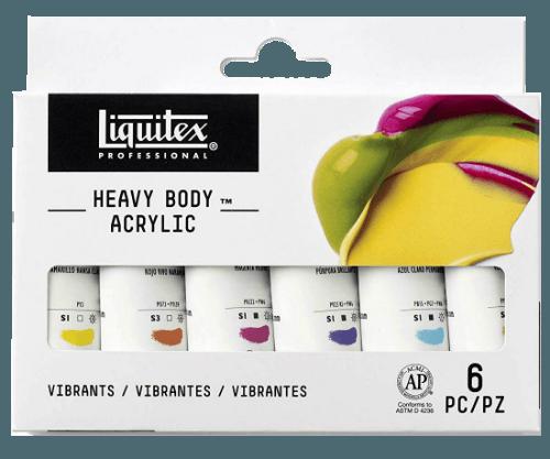 Liquitex Heavy Body paint
