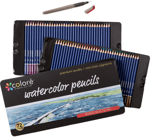 Colore pencil set
