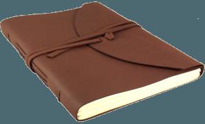Rustic Ridge Leather Legacy Journal