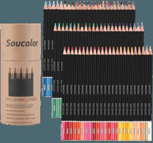 Soucolor colored set