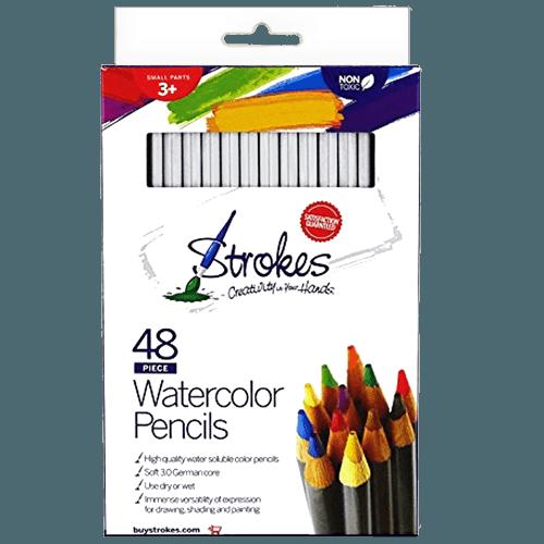 Stroke Art Supplies pencil set
