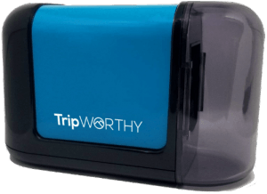TripWorthy electric pencil sharpener