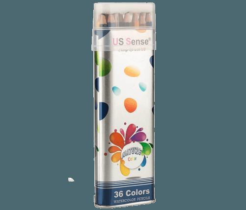 US Sense colored pencils