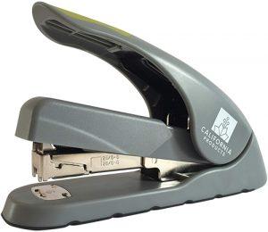 California Products ergonomic stapler