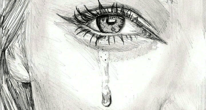 How to Draw Tears with Pencil: Easy Guide to Learn at ...