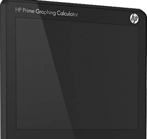 HP Prime display