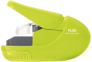 Plus Paper Clinch compact stapler