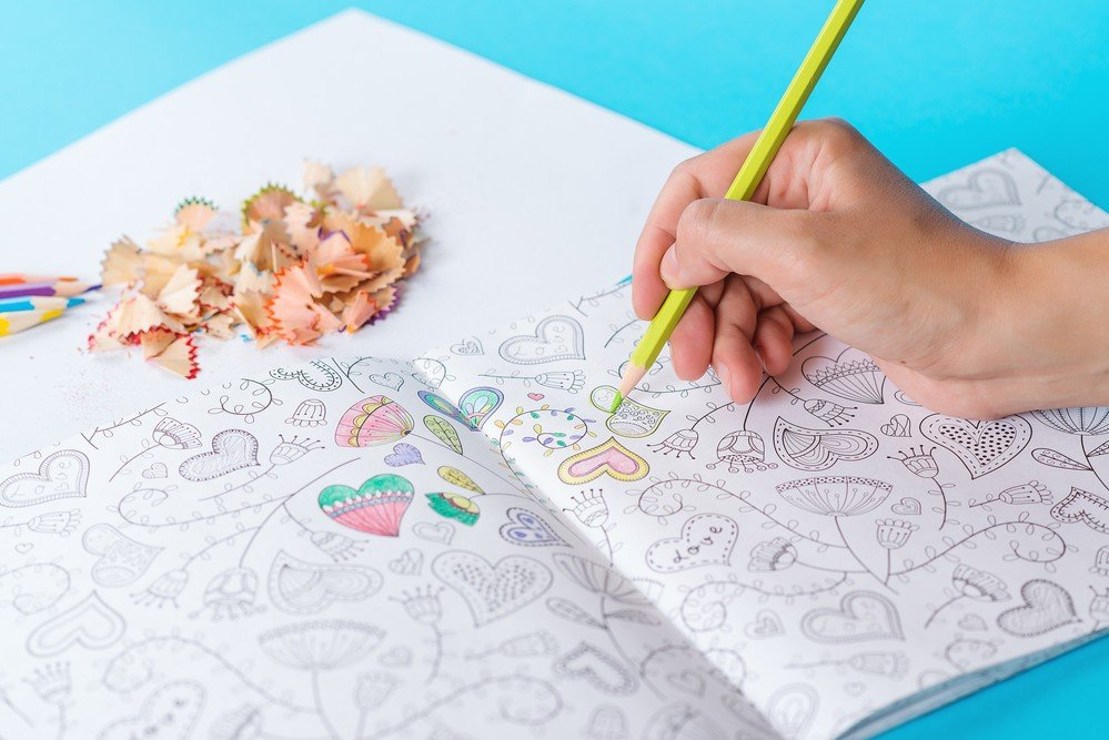 The Best Adult Coloring Books: 30+ Cool Reviews [+Video] At WoWPencils
