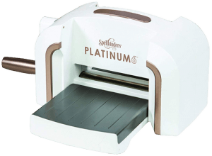 Spellbinders PE-100 Platinum 6.0 cutter machine