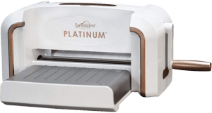 Spellbinders PL-001 Platinum cutter machine