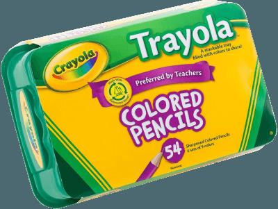 Crayola Trayola pencils