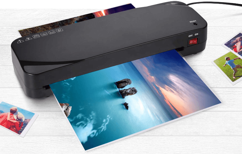 How to use a laminating machine