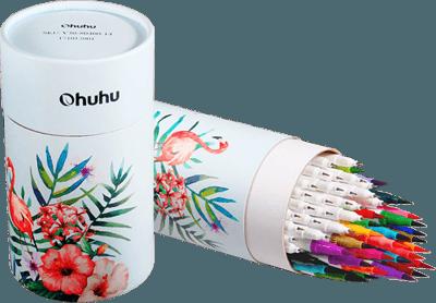 Ohuhu Dual Tips brush pen set