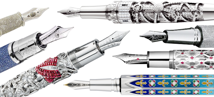 10 Really Most Expensive Writing Pens Ever Made Wowpencils