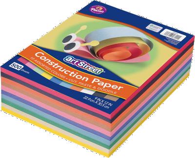 6 Best Construction Paper Brands For Crafts 2020 Wowpencils
