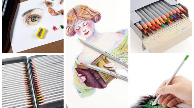Marco Raffine Colored Pencils Review (2021)